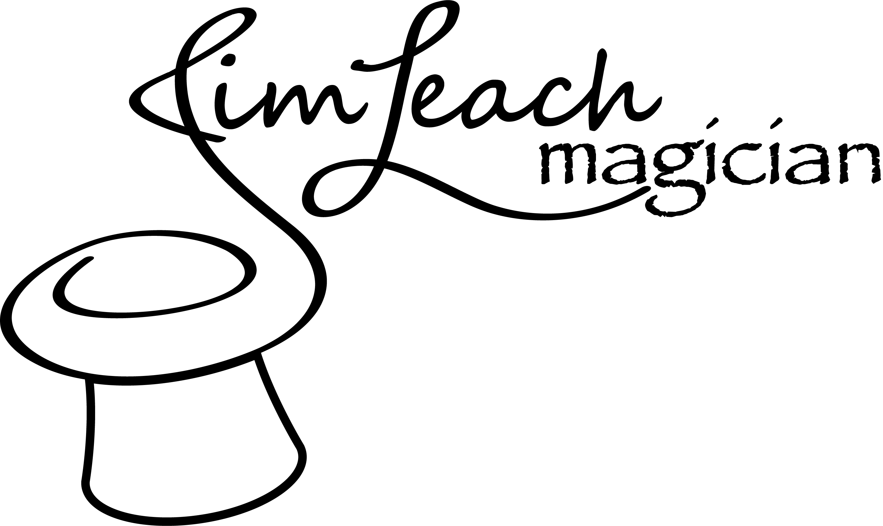 Official Website of Magician Jim Leach